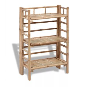 3-tier Bamboo Plant Rack for Sale in Los Angeles, CA