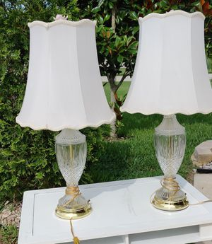 Glass Lamps for Sale in Hudson, FL