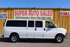 2012 Chevrolet Express Passenger for Sale in Las Vegas, NV