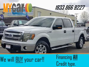 2013 Ford F150 SuperCrew Cab for Sale in Fredericksburg, VA