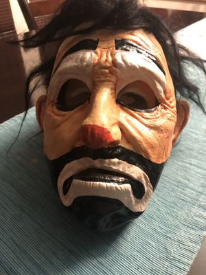 Zombie Clown cepillin mask for Sale in Glendale Heights, IL