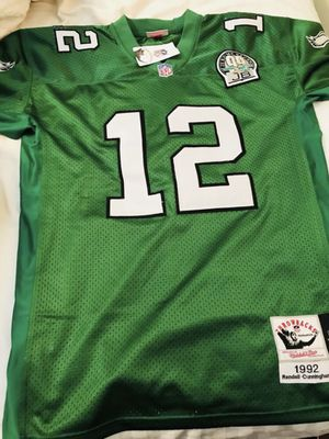 Mitchell and ness Randall Cunningham Jersey for Sale in Philadelphia, PA