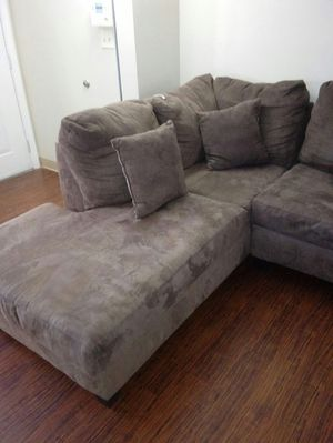 Brown Soft Sectional Couches for Sale in Boston, MA
