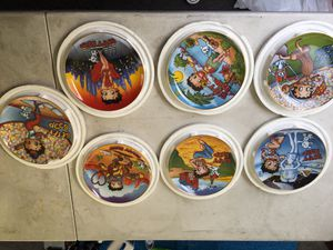 Betty boop collector's plates all $100 for Sale in Carson, CA