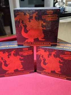 Champion's Path ETB - SEALED for Sale in Paramount,  CA