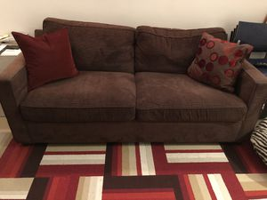 Crate and Barrel sleeper sofa for Sale in Brooklyn, NY