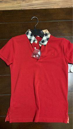 Burberry shirt for Sale in Murfreesboro,  TN