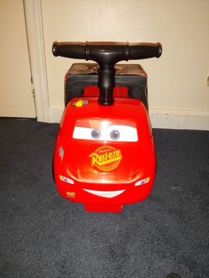 Kiddieland Disney Cars ride on car for Sale in Ararat, VA