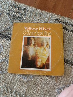 Christie Yellow River vinyl for Sale in Los Angeles, CA
