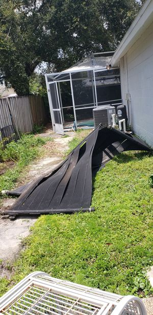 FREE WATER SOLAR PANELS (2) for Sale in Brandon, FL