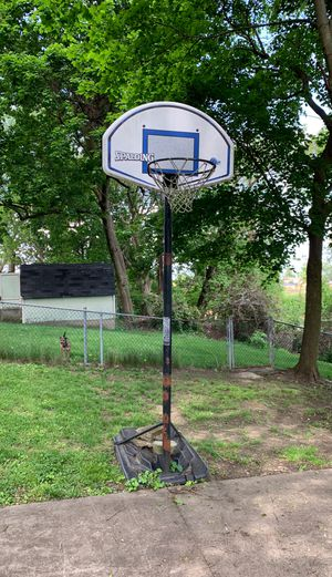 Basketball hoop/stand for Sale in Pittsburgh, PA