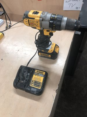 Hammer Drill , Tools-Power Dewalt W/ Charger... Negotiable for Sale in Baltimore, MD
