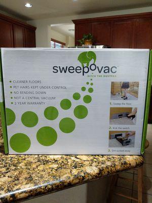 Sweepovac - Brushed Satin for Sale in Phoenix, AZ
