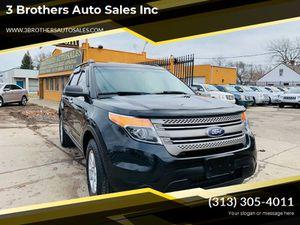2013 Ford Explorer for Sale in Detroit, MI