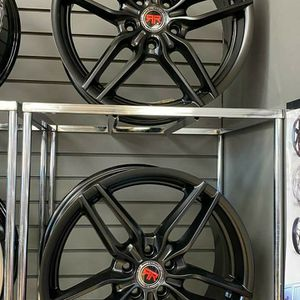 18/8.5 MONKEY WHEELS AND TIRES for Sale in Phoenix, AZ