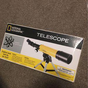 Small Telescope for Sale in Antioch, CA