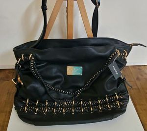 Bebe Woven Chain Tote for Sale in Las Vegas, NV