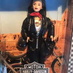 Harley Collection Barbie for Sale in Montclair, CA