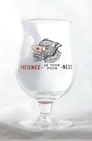 Duvel - Ness glassware; set of 6 for Sale in Dallas, TX