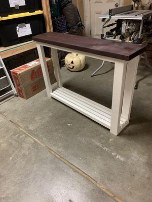 Custom entry table for Sale in Fresno, CA