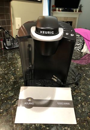 Keurig coffee k cup platinum series's for Sale in Chicago, IL