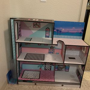 LOL Surprise Doll House for Sale in Orosi, CA