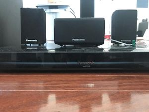 Panasonic blu-ray disc home theater system for Sale in Arlington, VA