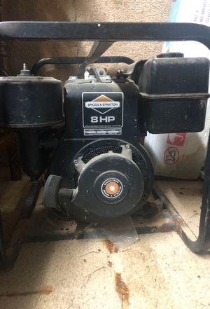 Brigs and stratton 4000 watt generator for Sale in McGehee, AR
