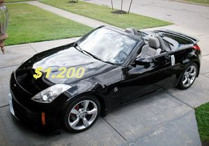 📗Such a beautiful car for sale. 2007 Nissan 350Z no issue. FWD/Wheelss📗 for Sale in Baton Rouge, LA