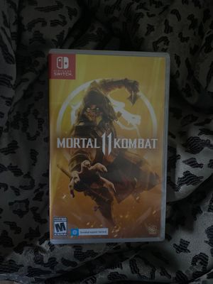 MORTAL KOMBAT 11 Nintendo Switch for Sale in The Bronx, NY