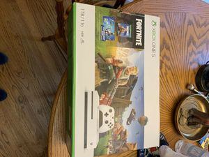 Fortnite Xbox One S with games for Sale in Mesa, AZ