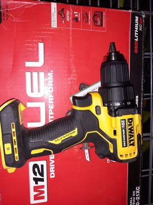 Dewalt 20v brushless drill for Sale in San Antonio, TX