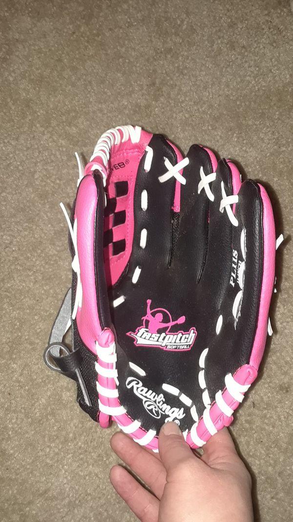 "11"" softball glove"