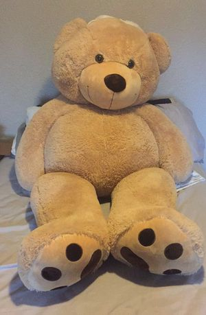 Huge teddy bear for Sale in Ridgefield, WA