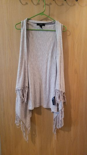 Forever 21 Fringe Shawl for Sale in Ames, IA