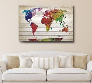 World Canvas Wall Art multicolored rainbow for Sale in Los Angeles, CA