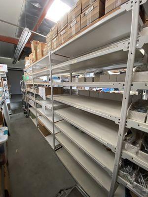 Heavy duty shelving for Sale in Santa Clara, CA
