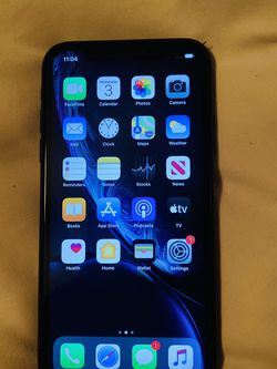 iPhone XR 64gb Black for Sale in Indio,  CA