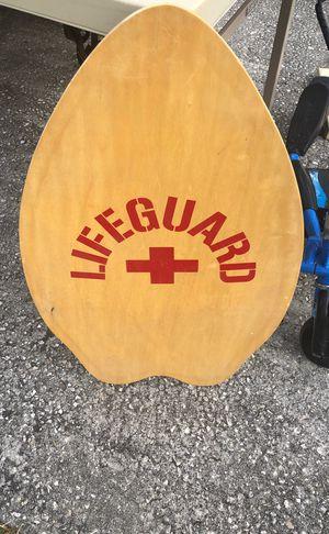 Wooden Surfboard for Sale in Lutz, FL