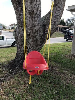 Little tikes swing for Sale in Port Richey, FL