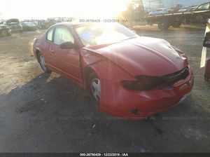 2004 Chevy Monte Carlo- 3800 engine - for parts for Sale in Dearborn, MI
