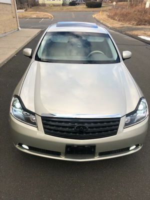 2006 Infiniti m35x AWD the best in the SNOW 119k ORIGINAL miles for Sale in Waterbury, CT