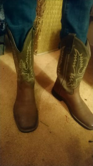 Cow boy boots for Sale in Colleyville, TX