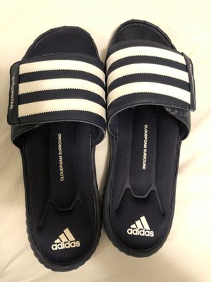 Size 13 Men's Adidas slides. Literally feels like your walking on cloud's. Like pillows on feet. $25 for Sale in Hayward, CA