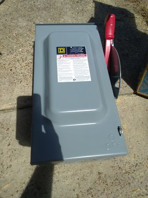 Heavy duty safety switch for Sale in Pasadena, TX