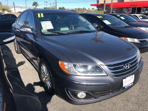 2011 Hyundai azera low mileage Christmas special $399 down for Sale in Las Vegas, NV