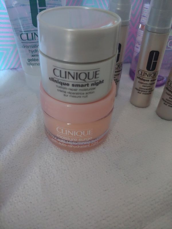 Misc CLINIQUE BEAUTY PRODUCTS