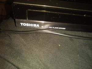 Blue Ray Toshiba Disc Player No Control for Sale in Riverside, CA