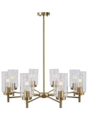 Vinluz 8-light chandelier for Sale in La Verne, CA