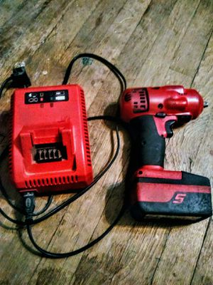 Snapon 18v for Sale in Sioux City, IA